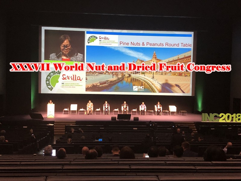 Nearly 1,500 Professionals from Over 60 Countries Attend the XXXVII World Nut an